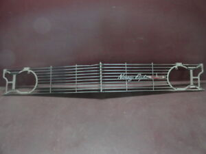 1962 Oldsmobile Ninety Eight Starfire Grille 583522 a1 loc a02 e06