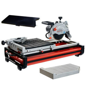 Lackmond Beast7 7 Beast Bench Top Wet Tile Saw W side Table Water Tray New