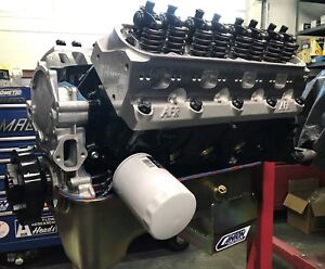 351w 427 Small Block Ford Long Block Race Prepped Makes 590 hp Afr 220cc