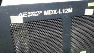 Ae Advance Energy Mdx l12m A019076008 Used