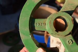 John Deere Pulley H89218 New Old Stock