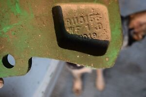 John Deere Tractor Sway Block R113155 New Old Stock