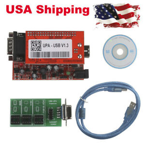 Usa Ship New V1 3 Upa Usb Ecu Programmer For 2013 Version Main Unit