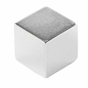 Totalelement Super Strong Industrial Grade 1 X 1 X 1 Inch Neodymium N52 Cube