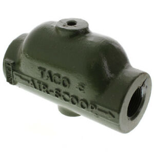 Taco 431 6 Hydronic Heating System Air Scoop Air Eliminator hvac Boiler 1