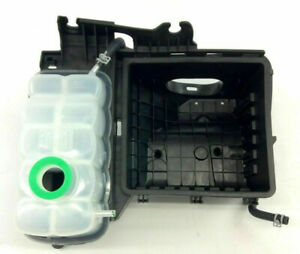Ford Oem 2011 2014 Ford F150 Coolant Radiator Overflow Tank Bottle Bl3z8a080b