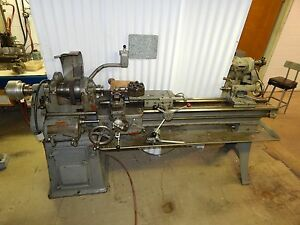 South Bend Metal Lathe 13 Model A Bed 7 Tool Post Working Motor 10907tkx14