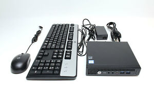 Hp Mp9 G2 Retail System Pos No Os Installed certified Refurbished