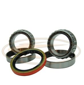 Bobcat Axle Bearing And Seal Kit 873 Skid Steer Race Front Rear Inner Outer