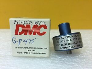 Daniels Dmc Gp 475 Single Position Turret Head For Gs100 Tools New In Box