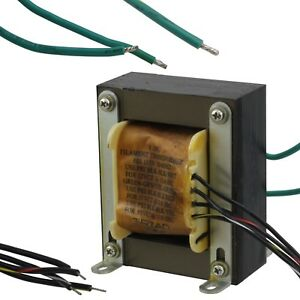 Triad Magnetics Power Transformer F 29u 115v Xfmr W leads Rohs