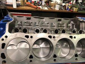 347ci Ford Short Block Race Prepped Makes 500 hp For Use With Trickflow Heads