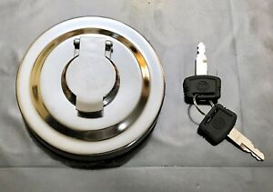 Case Excavator Locking Fuel Cap 150492a1 New With Keys 9020b Cx Sumitomo 9030b