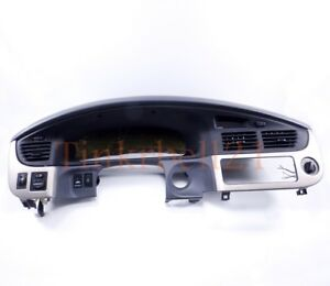 01 02 03 Toyota Sienna Dash Radio Vents Trim Bezel Oem Center Stack Console
