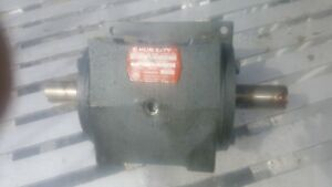 Didde Web Press Gearbox 723 700 Hub City 221 00266 218 1 1 5