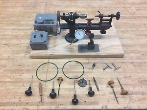 Goodell Pratt Polishing Jewellers Lathe 29 1 2