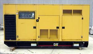 Caterpillar 3412 500kw 60hz 480v Diesel Generator Load Tested