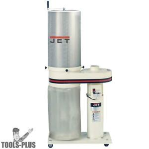 Jet 708642ck Dust Collector Plus Canister Filter New