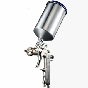 Euro 2214 1 4mm Hvlp Premium Air Spray Gun Cup Combo