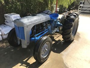 1950 Tractor Massey Ferguson Gas Arena Drag