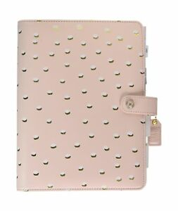 Webster s Pages A5 Blush Dot Appointment Book And Planner Refill Kit a5pk001 bd