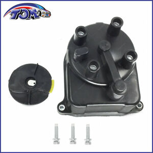 Brand New Distributor Cap Rotor For Honda Accord Civic Acura 30102 P54 006