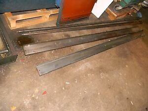 Clausing Colchester Front A Frame Piece For 17 Inch Lathe 95 Inches Long