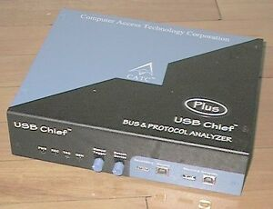 Catc Usb Chief Plus Generator Analyzer Lecroy Over 30 Sold Last One