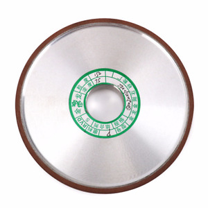 6 Inch Diamond Grinding Wheel Straight Style Cutte Hole 32mm 150 180 240 320grit