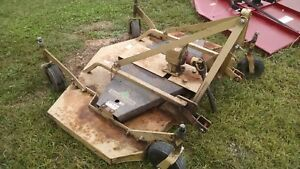 Land Pride Fdr1572 Rear Finish Mower 6 Foot Rear 3 Point Hitch