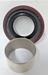 New For Gm 350 700r4 4l60e 4l65e Automatic Transmission Rear Seal And Bushing