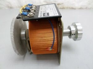Slidac Type Ps105a Variac Variable Transformer 0 130v 5 Amp 500 Va 50 60hz