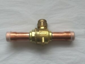 Castel Brass Ball Valve 0703776