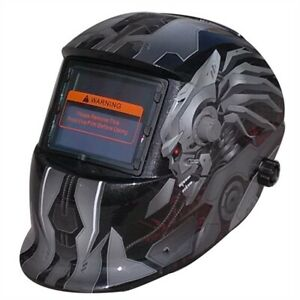 Miller Auto Darkening Welding Helmet For Light Heavy Mig Plasma Welding