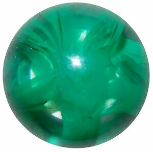 Splash Clear Green Shift Knob 5 16 18 Thread U s Made