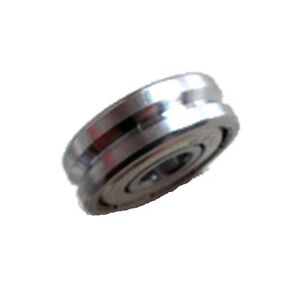 20pcs V Deep Groove Guide Bearing Steel Pulley Sealed Rail 0630vv 6 30 9mmmm