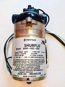 Shurflo On Demand Ag Spray Pump 8000 033 236 115 Vac 60 Psi 1 05 Gpm