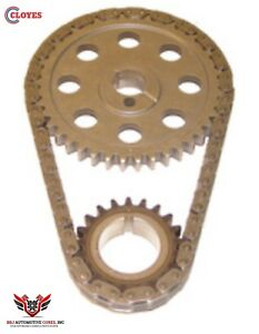 Cloyes Ford 289 302 351w Windsor Timing Gears And Timing Chain 1965 1972