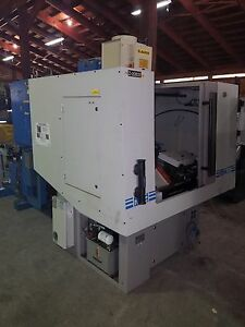 Monnier Zahner M544cnc Thread Milling whirling Gear Hobbers