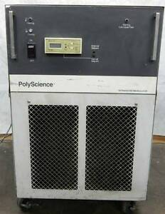 Poly Science 6100ts Chiller Recirculating Water Cooler Chiller For Lab