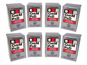 Chempads By Itw Chemtronics Cp400 Pre saturated Alcohol Wipes 400 Pads