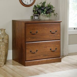 Sauder Orchard Hills Lateral File Cabinet Milled Cherry
