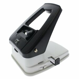 Desktop Id Card Hole Punch Tool For Name Badges Three In One Slot Puncher With