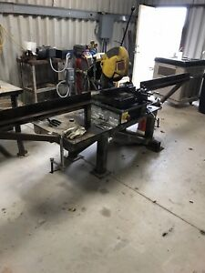 Hanerle Cold Cut Saw
