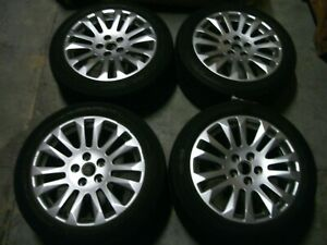 Cadillac Cts Factory 18 Wheels W michelin Tires