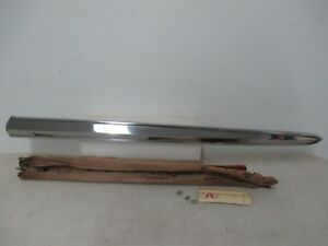 Mopar Nos 1962 Plymouth Fury Left Front Door 2 Or 4 Door Bulge Molding 2298694
