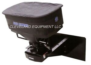 New Salt Spreader Attachment For Fit Skid steer Track Loaders Compact Tractors