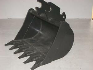 36 Quick Attach Excavator Bucket Fits Kubota Kx057 U55 Guaranteed Fit