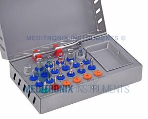 20 Pcs Dental Implant Universal Basic Surgical High Quality Instruments Kit