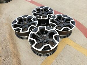 18 Ford Mustang Gt Oem New 2017 2018 Wheels Rims Tires 2013 2014 2015 2016